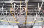 aircraft flexbridge trolley
