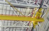 United Airlines, New Hangar, NJ 033