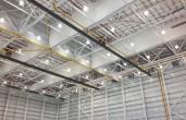 United Airlines, New Hangar, NJ 039