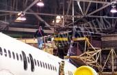 aircraft overhead fall arrest