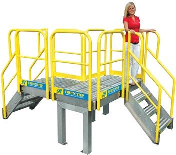 assembly line platform