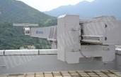bmu for facade maintenance