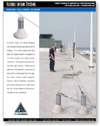 roof fall arrest brochure